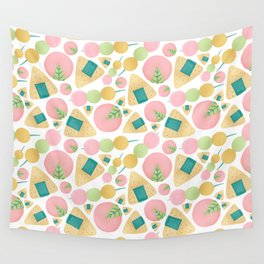 Japanese Snacks Wall Tapestry