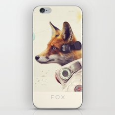 Star Team - Fox iPhone Skin