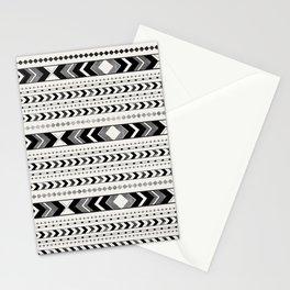 Tribal Arrow Boho Pattern #2 #aztec #decor #art #society6 Stationery Cards