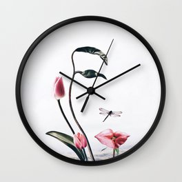 Can you see me? Wall Clock