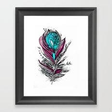 Flower Lover 2 Framed Art Print