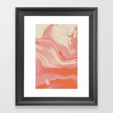 Marble Y  II Framed Art Print