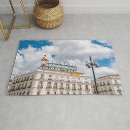 Puerta del Sol, Madrid Rug