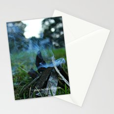 camp Stationery Cards