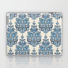 Akash damask ikat Laptop & iPad Skin