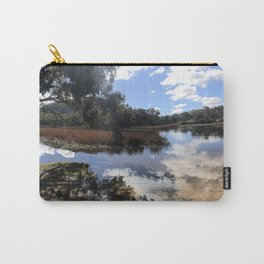 Reflections at the Billabong  Carry-All Pouch