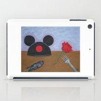 movies iPad Cases featuring Disney Movies by Sierra Christy Art
