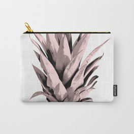 Rose Gold Pineapple Dream #1 #tropical #fruit #decor #art #society6 Carry-All Pouch