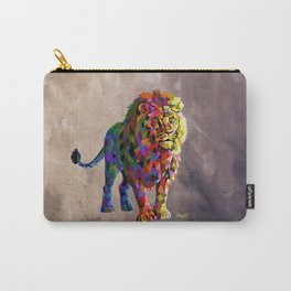 Cubed Lion King Carry-All Pouch