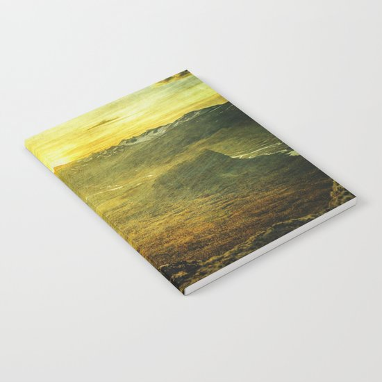 Nature's Sigh Notebook