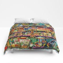 Toy Wonderama Comforters