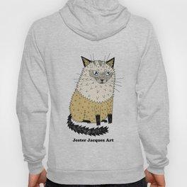 Jester Cat  Hoody