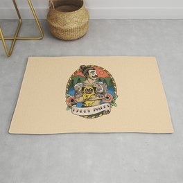 Daddy Issues Rug