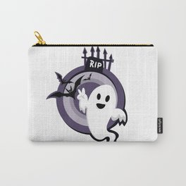 Halloween Ghost Story Carry-All Pouch