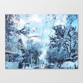 Boston as Whoville Canvas Print