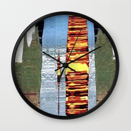 memory reel Wall Clock