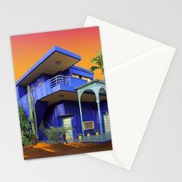 Jardin Majorelle oasis Stationery Cards
