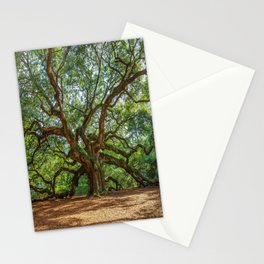 Angel Oak - Ancient Tree on Johns Island South Carolina Stationery Cards