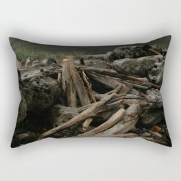 How Long Has It Been? Rectangular Pillow