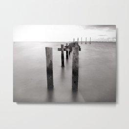 A Slow Stillness Metal Print