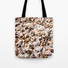 shells for days  Tote Bag