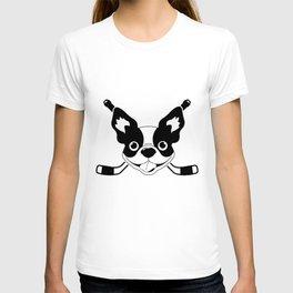 Boston Terriers Hockey T-shirt