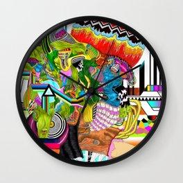 GANGZANCTIMOTH Wall Clock