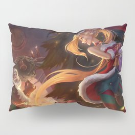 Video Game League Of Legends Christmas Jinx Pillow Sham