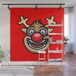 Rudolph Wall Mural