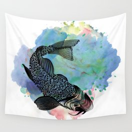 Riptide 3 Wall Tapestry