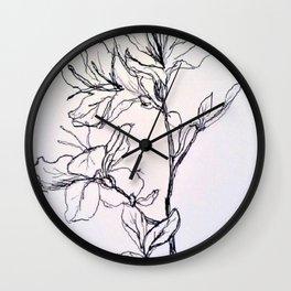 Frantic Energy Wall Clock