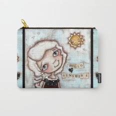 Hello Sunshine - by Diane Duda Carry-All Pouch