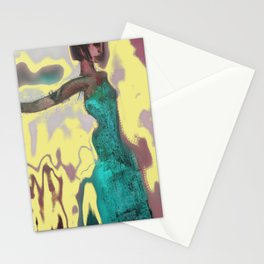 Woman N30 Stationery Cards