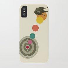 Bull's Eye : Taurus iPhone X Slim Case
