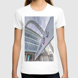 Wembley Stadium London T-shirt