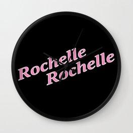 Rochelle Rochelle Wall Clock