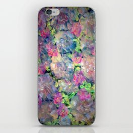 pearlescent iPhone Skin