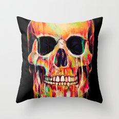 Dye Out Throw Pillow