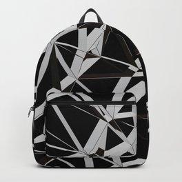 3D Futuristic GEO Lines V Backpack