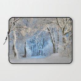 Another winter wonderland Laptop Sleeve