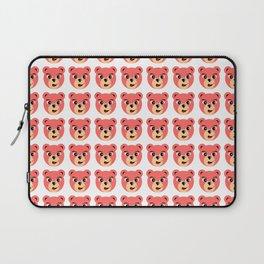 Fly Teddie - Peach Laptop Sleeve