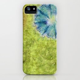 Empurples Mental Picture Flower  ID:16165-094016-44020 iPhone Case