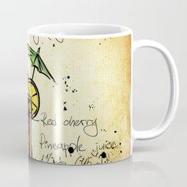 Mai Tai Coffee Mug