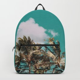 Palm Trees and Island Breeze Backpack