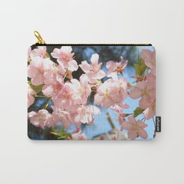 Pink Cherry Blossoms 2 Carry-All Pouch