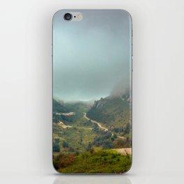 Peaks of Europe iPhone Skin
