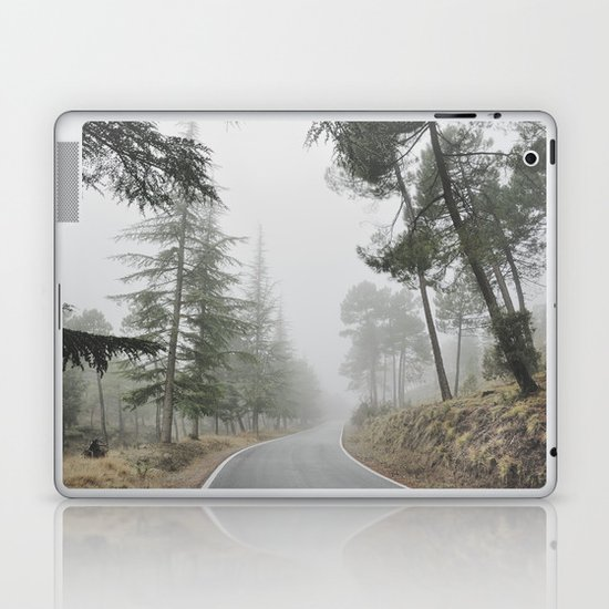 """""""Into the woods"""" Come in..... Laptop & iPad Skin"""