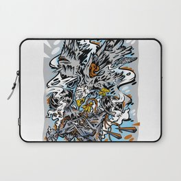 Eagle Vs Drone Laptop Sleeve