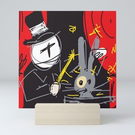 Magic Trick Mini Art Print