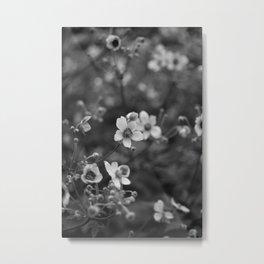 Petites Fleurs Metal Print
